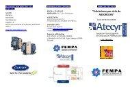TRIPTICO Jornada 22-01-2012 CARRIER ALICANTE - Atecyr