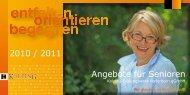 Programm Senioren 2010-11.pdf - Kolping-Bildungswerk Paderborn ...