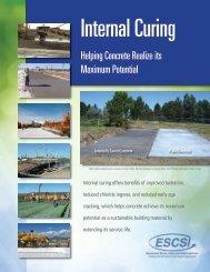 Internal Curing - Buildex
