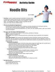 Noodle Bits - Flaghouse