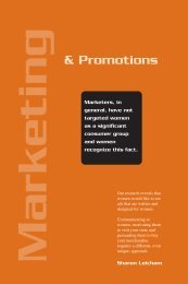 Marketing & Promotions - The Outdoor Foundation