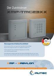XMP-TMC23xx Flyer - AUTEC Gesellschaft für Automationstechnik ...