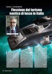 Flessione del turismo nautico di lusso in Italia - Porto & diporto