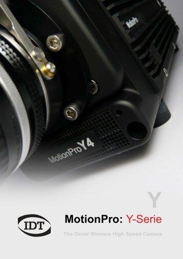 MotionPro Y-Serie, Datenblatt August 2012 - Imaging Solutions GmbH