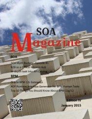 SOA Magazine IV 01.2015