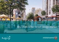 Abu Dhabi Urban Street Design Manual - Nelson\Nygaard ...
