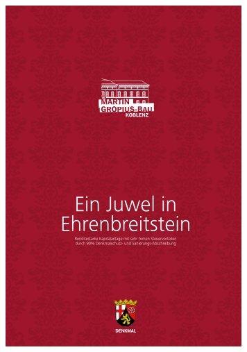 Ein Juwel in Ehrenbreitstein - Immoconsult