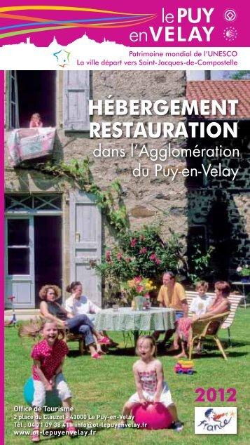 2-HOTELS-AUB-CENTRES2012_Mise en page 1 - Le Puy-en-Velay