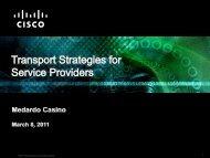 Presentation - Cisco Knowledge Network