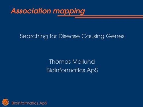 Bioinformatics ApS