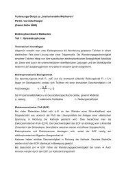 PD Dr. Cornelia Kasper - TCI @ Uni-Hannover.de