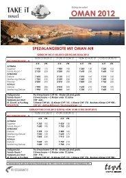 OMAN 20122 - Heggli AG