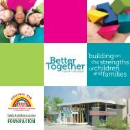 Better Together - Family and Children's Services of the Waterloo ...