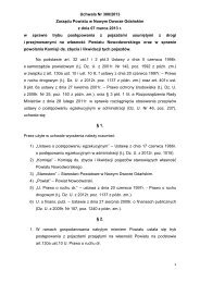 Uchwała Nr 300/2013 Zarządu Powiatu w Nowym Dworze ...