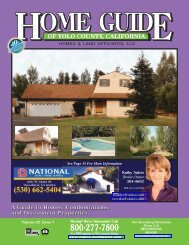 Yolo Co., CA (Page 1) - Home Guide of Yolo County, CA