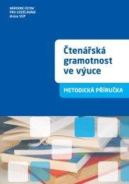 Čtenářská gramotnost ve výuce - Výzkumný ústav pedagogický v ...