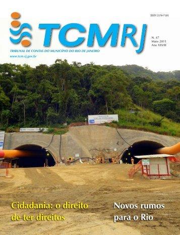 Cidadania - Tribunal de Contas do Município do Rio de Janeiro