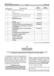 Dziennik Urzędowy Województwa Małopolskiego Nr 463 - Plany ...