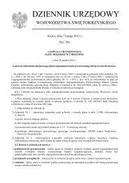 Uchwała Nr XXIII/194/2012 z dnia 28 grudnia 2012 r. - Dziennik ...