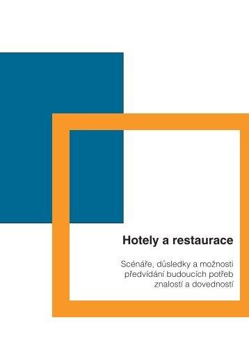 Hotely a restaurace - Národní ústav pro vzdělávání