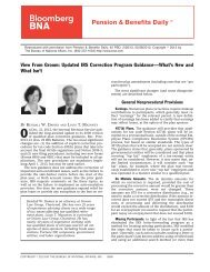 View From Groom: Updated IRS Correction Program Guidance