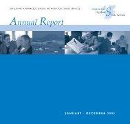 Annual Report - Chest Heart & Stroke Scotland