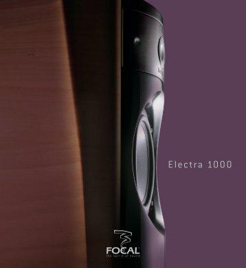 Electra 1000 - Hi-Fi Huset AS