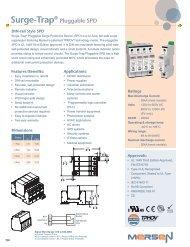 600VAC//300VDC Mersen OTS Class K-5 General Purpose Fuse 50kA AC//20kA DC 35 Ampere 1-1//16 Diameter x 5-1//2 Length 1-1//16 Diameter x 5-1//2 Length