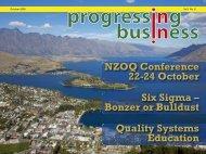 Six Sigma in the Southern Hemisphere-Bonzer or Bulldust?