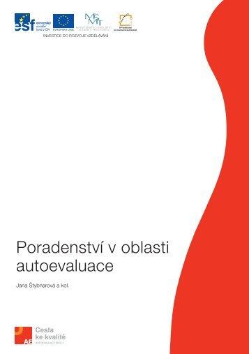Poradenství v oblasti autoevaluace - Národní ústav odborného ...