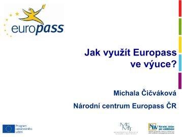 Národní centrum Europass ČR - Národní ústav pro vzdělávání