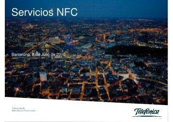 Servicios NFC - Barcelona Digital Centro Tecnológico
