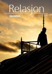 Magasinet for Skanska-ansatte | 04/2011