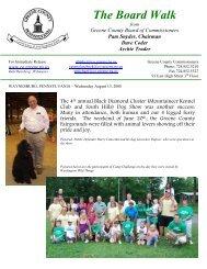 August 13, 2008 - Greene County