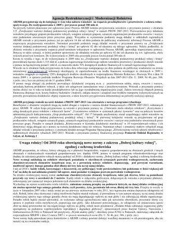 Biuletyn 11/2009.-cz.2.pdf - Gmina Kosakowo