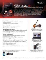 Audio Studio 10