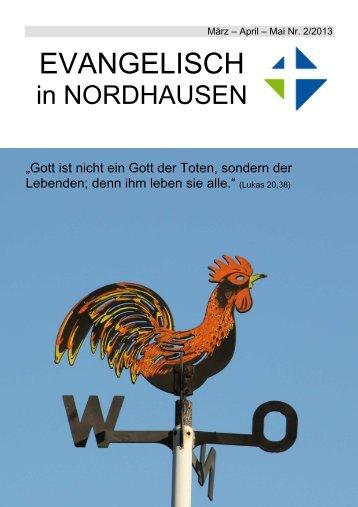 evino 2/2013 - Blasiikirche Nordhausen