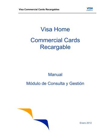 VHCC Recargable Manual de Usuario On-line
