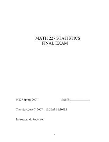 math 533 final exam Math 533 final exam best resources for homework and assignment help all tutorials are delivered immediately via e-mail.