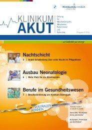 Ausgabe 03/2012 - Klinikum Darmstadt