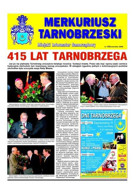 Nr 1322008 Czerwiec Tarnobrzegpl