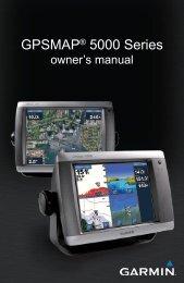 Garmin GPSMAP 5212 User Manual, English - GPS City