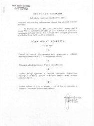 Uchwała Nr XVII/31/2004 Rady Gminy Bestwina z dnia 24 czerwca ...