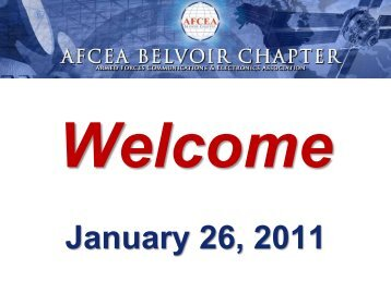 AFCEA BELVOIR INDUSTRY DAYS 2011