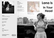 Info als PDF - UK Musikpromotion