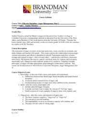COURSE & INSTRUCTOR APPROVAL FORM