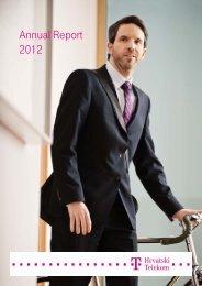 Annual Report 2012 - T-Hrvatski Telekom