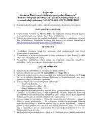 Regulamin konkursu - MBP Świętochłowice