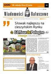 19 sierpnia 2011.pdf - Cieszyn.pl