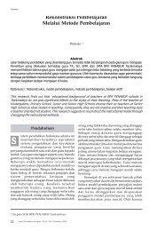 Hal. 12-23 Rekontruksi Pembelajaran.pdf - BPK Penabur